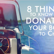 8 things to know about donating your boat to charity