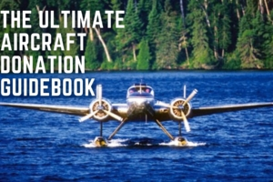 The Ultimate Aircraft Donation Guidebook